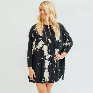 Show Me Your MuMu Tie Dye Dress Size Medium